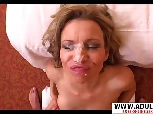 Josephena Gets Grand Facial