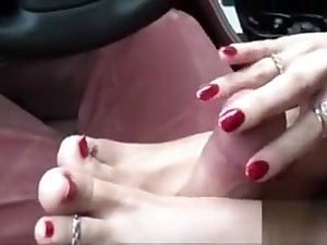 Slutty Amateur Teen Taissia Shanti Analyzed In The Backseat