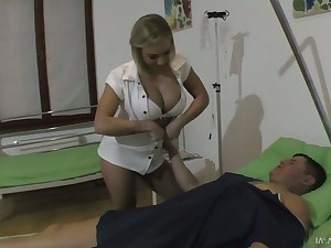 Lilli Vanilli has got the whole package dispatch and she fucks with such passion